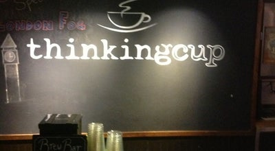 Photo of Cafe Thinking Cup at 165 Tremont Street, Boston, MA 02111, United States