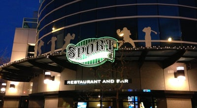 Photo of American Restaurant Sport Restaurant and Bar at 140 4th Avenue North, Seattle, WA 98109, United States