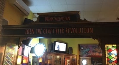 Photo of Pub The Market Craft Beer at Calle Danzas 5, Valencia 46001, Spain