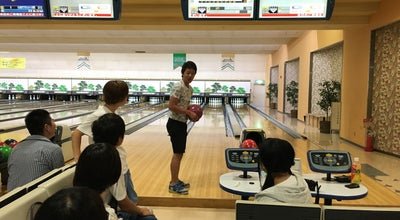 Photo of Bowling Alley ボウリングの森 at 泉町9-1, 山口市, Japan