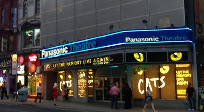 Photo of Theater Panasonic Theatre at 651 Yonge St., Toronto, ON M4Y 1Z9, Canada