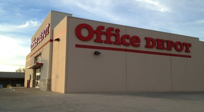 Photo of Paper / Office Supplies Store Office Depot at 2620 W Anderson Ln, Austin, TX 78757, United States