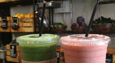 Photo of Restaurant Sustain Juicery at 548 S Spring St, Los Angeles, CA 90013, United States