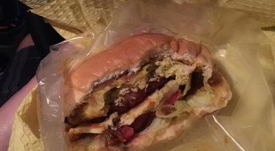 Photo of Burger Joint Hamburger Logam at Jl. Asia Simpang Logam, Medan, Indonesia