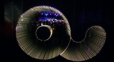 Photo of Concert Hall Akvárium klub at Erzsébet Tér, Budapest 1051, Hungary
