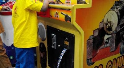 Photo of Arcade Timezone at Matahari, Klaten, Indonesia