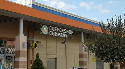Photo of Coffee Shop Coffeeshop Company at Market Central Ferihegy, Vecsés, Hungary