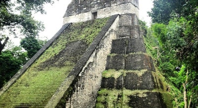 Photo of National Park Parque Nacional Tikal at Tikal, Guatemala