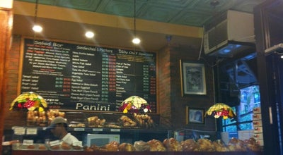 Photo of American Restaurant Bagels & Co. at 391 Amsterdam Ave, New York City, NY 10024, United States