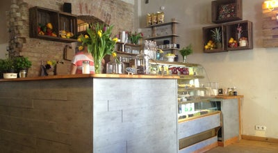 Photo of Cafe Homemade at Simon-dach-str.10, Berlin 10245, Germany