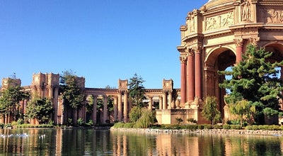 Photo of Historic Site Palace of Fine Arts at 3301 Lyon St, San Francisco, CA 94123, United States