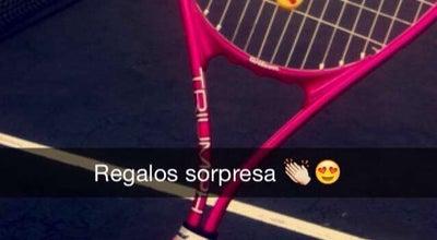 Photo of Tennis Court cancha de tennis amilcingo at Mexico