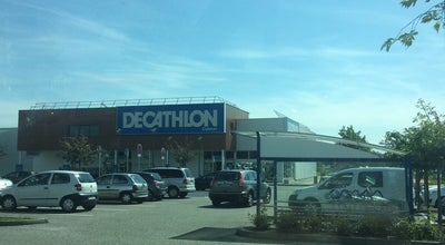 Photo of Sporting Goods Shop Decathlon at 16 Rue Emile Schwoerer 68000, France