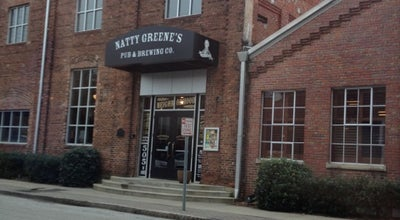 Photo of Other Venue Natty Greene's Pub & Brewing at 505 W Jones St, Raleigh, NC 27603