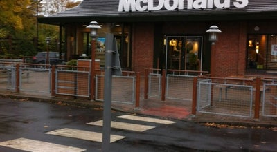 Photo of Fast Food Restaurant McDonald's at 5 Bristol Rd, Edgbaston B5 7TT, United Kingdom