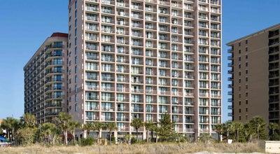 Photo of Hotel Beach Colony Resort at 5308 N Ocean Blvd, Myrtle Beach, SC 29577, United States