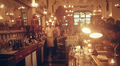 Photo of French Restaurant Taverne Square Dominion at 1243 Metcalfe, Montreal, QC H3B 2V5, Canada