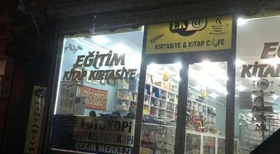 Photo of Bookstore €K@ Eğitim Kitap Kırtasiye at Esnaflar Cad, Diyarbakır 21500, Turkey