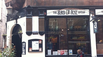 Photo of Nightclub Black Rose-Events at 49 Rose Street, Edinburgh EH2 2NH, United Kingdom