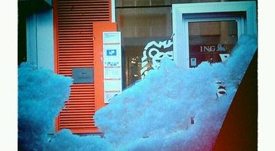 Photo of Bank ING at Lippenslaan 345, Knokke-Heist 8300, Belgium