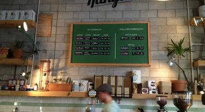 Photo of Cafe Flight Coffee Hangar at 119 Dixon Street, Te Aro, Wellington 6011, New Zealand