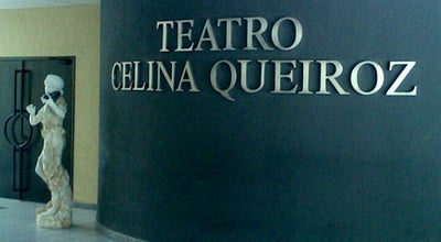 Photo of Theater Teatro Celina Queiroz at Av. Washington Soares, 1321, Fortaleza 60811-905, Brazil