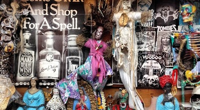 Photo of Other Venue Reverend Zombie's House of Voodoo at 725 Saint Peter St, New Orleans, LA 70116