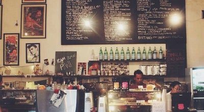 Photo of Cafe Revolver Espresso at Jl. Kayu Aya No. 3, Seminyak 80361, Indonesia