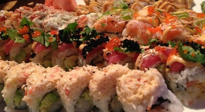 Photo of Japanese Restaurant Sushi Nine at 3812 Western Blvd, Raleigh, NC 27606, United States