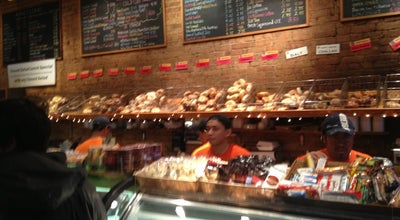Photo of American Restaurant Bagel Express at 1804 2nd Avenue, New York, NY 10128, United States