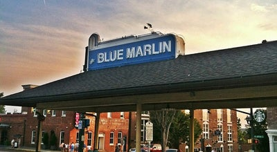 Photo of American Restaurant Blue Marlin at 1200 Lincoln Street, Columbia, SC 29201, United States