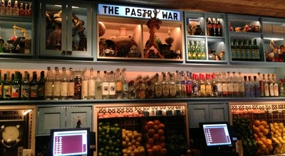 Photo of Cocktail Bar The Pastry War at 310 Main St, Houston, TX 77002, United States