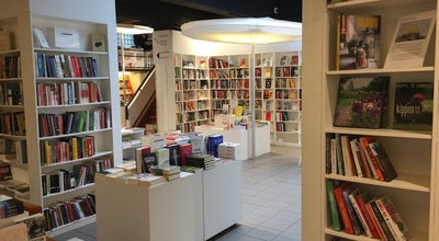 Photo of Bookstore De Groene Waterman at Wolstraat 7, Antwerpen 2000, Belgium
