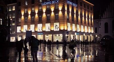 Photo of Tourist Attraction Ludwig Beck at Marienplatz 11, Munich 80331, Germany