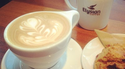 Photo of Coffee Shop Elysian Coffee at 1778 W 5th Ave, Vancouver, BC V6J 1P1, Canada