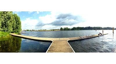 Photo of Lake Eichbaumsee at Moorfleeter Deich, Hamburg, Germany