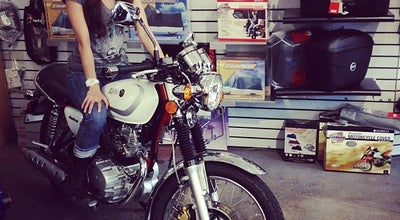 Photo of Motorcycle Shop SF Moto at 275 8th St, San Francisco, CA 94103, United States