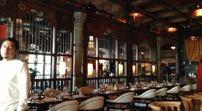 Photo of Asian Restaurant Spice Market at 403 W 13 9th Ave, New York, NY 10014, United States