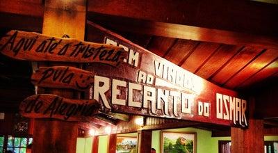 Photo of German Restaurant Recanto do Osmar at Rua Alberto Kroehne 231, Joinville 89203-115, Brazil