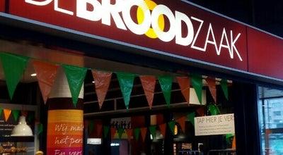 Photo of Sandwich Place De Brooodzaak at Station Nijmegen, Nijmegen, Netherlands