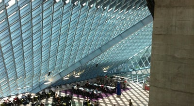 Photo of Monument / Landmark Seattle Public Library at 1000 4th Ave, Seattle, WA 98104, United States