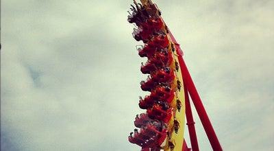 Photo of Theme Park Ride / Attraction Hair Raiser 動感快車 at 180 Wong Chuk Hang Rd, Aberdeen, Hong Kong