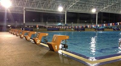 Photo of Pool สระว่ายน้ำ การกีฬาแห่งประเทศไทย at Sports Authority Of Thailand, Bang Kapi, Thailand