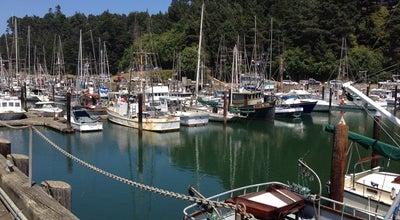 Photo of Harbor / Marina Noyo Harbor at 500 Casa Del Noyo, Fort Bragg, CA 95437, United States