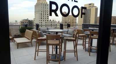 Photo of Cocktail Bar The Roof  At The Viceroy  at 124 W. 57th St., New York, NY 10019, United States