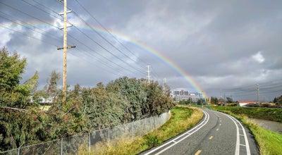 Photo of Trail San Tomas Aquino Creek Trail @ Agnew Road at Santa Clara, CA 95054, United States