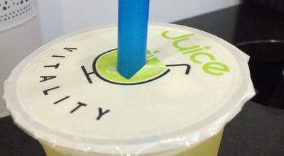 Photo of Juice Bar Juice Vitality at 192 1st Ave, New York, NY 10009, United States