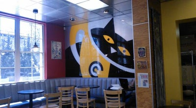 Photo of Cafe Coffee Cat at 1201 Anacapa St, Santa Barbara, CA 93101, United States