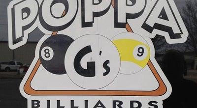 Photo of Pool Hall Poppa G's Billards at 2722 Chandalar Place Dr, Pelham, AL 35124, United States