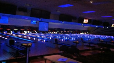 Photo of Restaurant AMF Pleasant Valley Lanes at 5501 Commercial Ave, Raleigh, NC 27612, United States